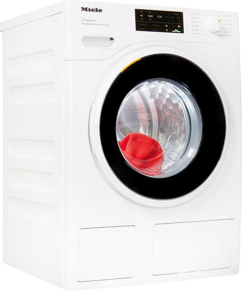 Miele Waschmaschine WSI863WCS D LW PWash&TDos, 9 kg, 1600 U/Min