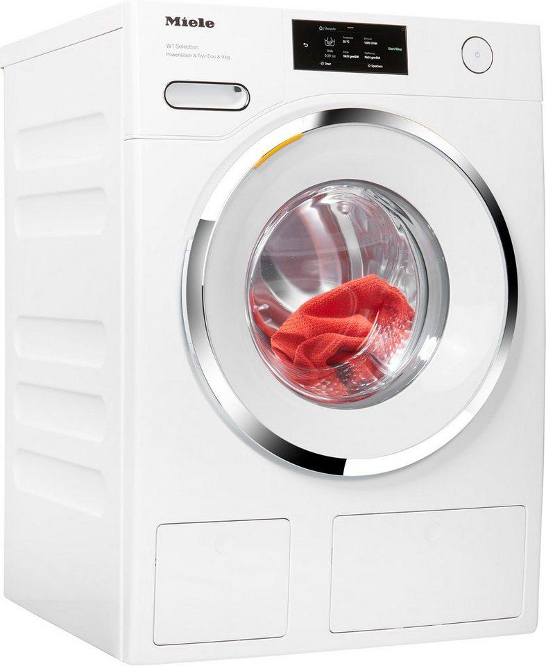 Miele Waschmaschine WSR863WPS D LW PWash&TDos, 9 kg, 1600 U/Min