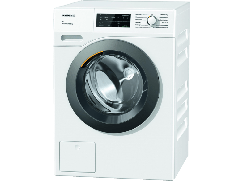 MIELE WCG370 WPS W1 Chrome Edition Waschmaschine (9 kg, 1400 U/Min., A+++)