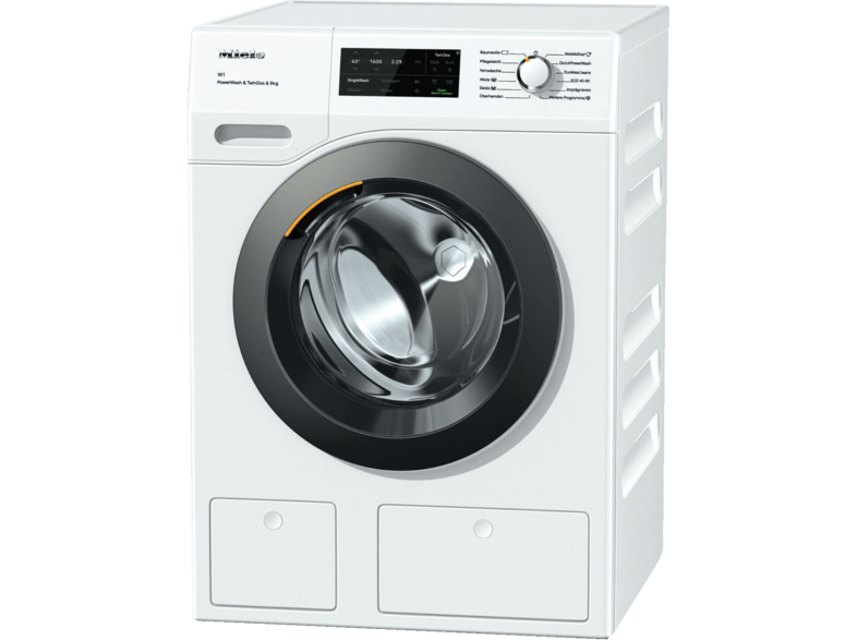 MIELE WCI870 WPS W1 Chrome Edition Waschmaschine (9.0 kg, 1600 U/Min., A+++)