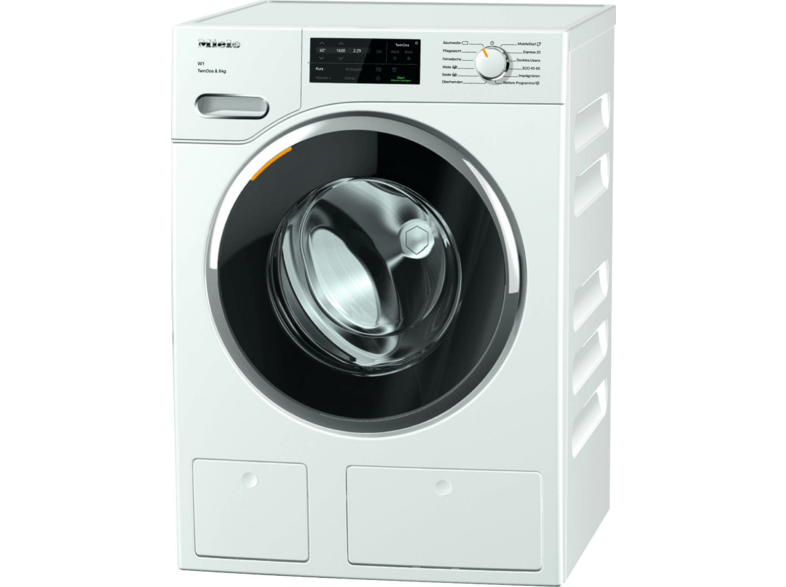 MIELE WWG660 WCS W1 White Edition Waschmaschine (9 kg, 1400 U/Min., A+++)