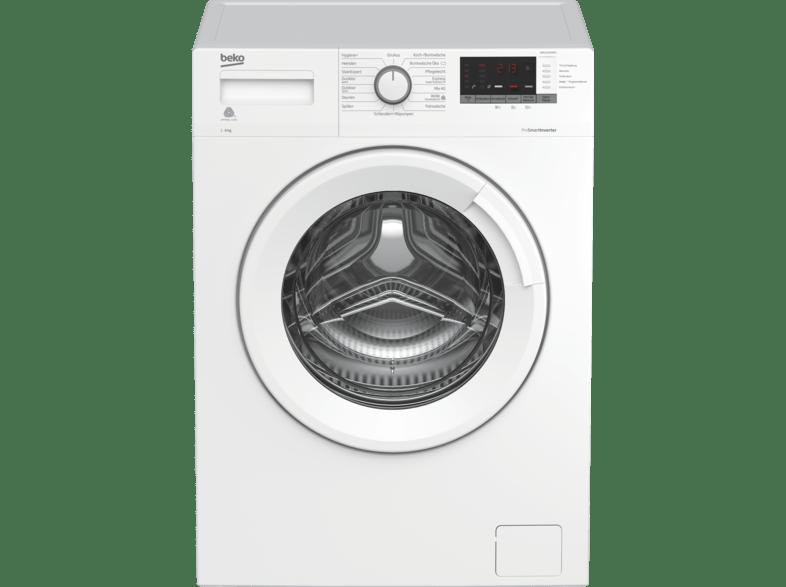 BEKO WML 61433 NPS Waschmaschine (6 kg, 1400 U/Min., A+++)