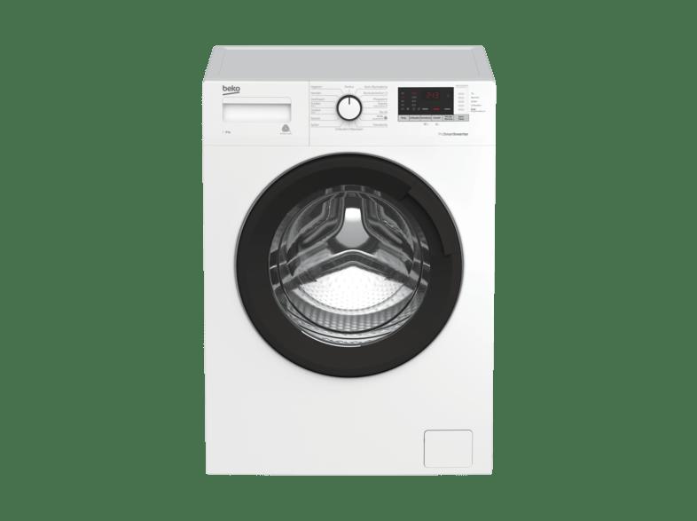 BEKO WML 81434 NPS Waschmaschine (8 kg, 1400 U/Min., A+++)