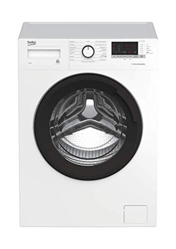 Beko WML 81434 NPS Waschmaschine Frontlader/A+++ / 1400UpM / Pet Hair Removal/Aquawave-Schontrommel/Weiß