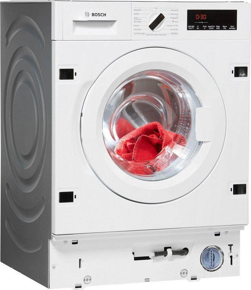 BOSCH Einbauwaschmaschine WIW28440, 8 kg, 1400 U/Min