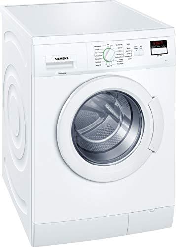 Siemens iQ300 WM14E220 Waschmaschine / 7,00 kg / A+++ / 165 kWh / 1.400 U/min / Schnellwaschprogramm / Nachlegefunktion / 15-Minuten Waschprogramm /