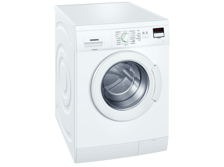 SIEMENS WM14E220 iQ300 Waschmaschine (7.0 kg, 1391 U/Min., A+++)