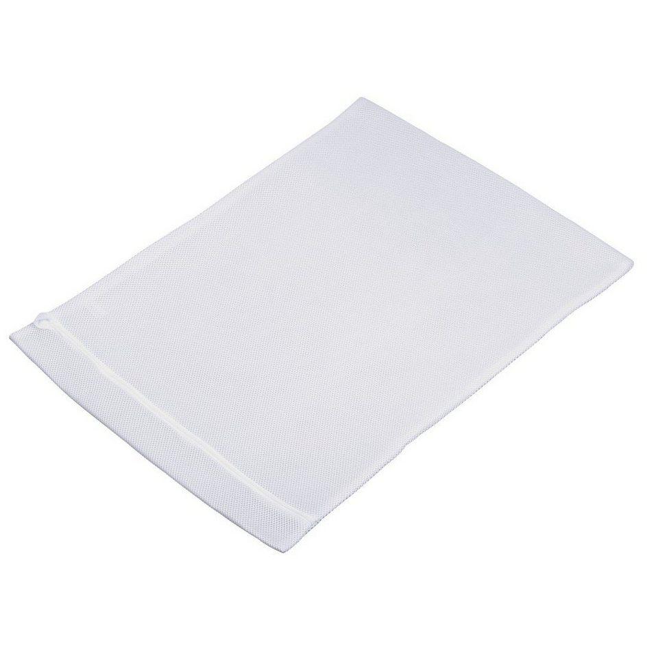 Xavax Wäschenetz 70 x 50 cm Wäschesäckchen Wäschesack extra groß »für BH, Dessous, Unterwäsche«