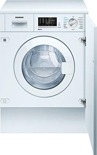 Siemens iQ500 WK14D541 Waschtrockner / 7,00 kg / 4,00 kg / B / 270 kWh / 1.400 U/min / aquaStop / Outdoor Programm / 15-Minuten Waschprogramm