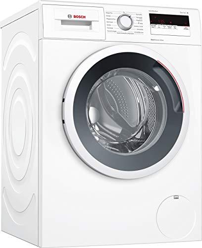 Bosch WAN28121 Serie 4 Waschmaschine Frontlader / A+++ / 157 kWh/Jahr / 1400 UpM / 7 kg / EcoSilence Drive / Trommelreinigung