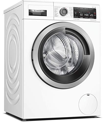 Bosch WAV28M40 Serie 8 Waschmaschine Frontlader / A+++ / 152 kWh/Jahr / 1400 UpM / 9 kg / 4D Wash System / Intensiv Plus / Home Connect