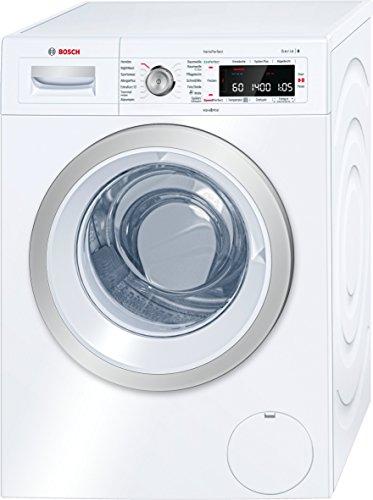 Bosch WAW28570 Serie 8 Waschmaschine Frontlader/ A+++ / 196 kWh/Jahr / 1400 UpM / 8 kg / Fleckenautomatik / EcoSilence Drive