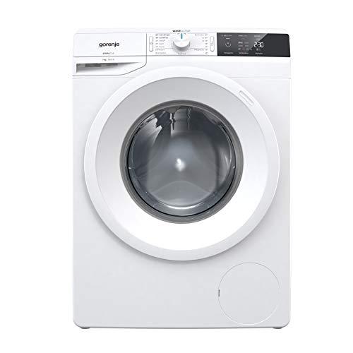 Gorenje WE 743 P Waschmaschine/Weiß/A+++/7 kg/1400 U/min/Automatikprogramm/Schnellwaschprogramm/Energiesparmodus